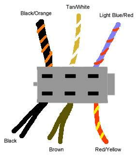 89 mustang headlight switch wiring diagram wiring