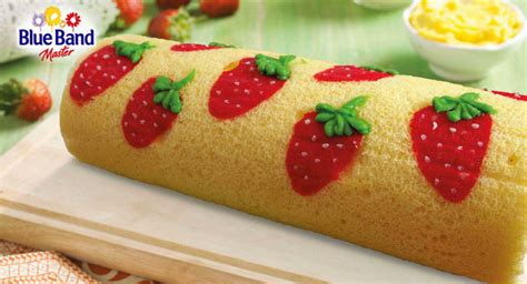 membuat bolu kukus karakter natural cooking club bolu karakter strawberry