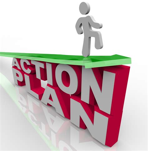5 Steps To Create An Action Plan