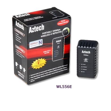 Repeater Wifi Portable aztech portable 300mbps wireless n repeater wl556e 21 8826 73 00 allway technologies