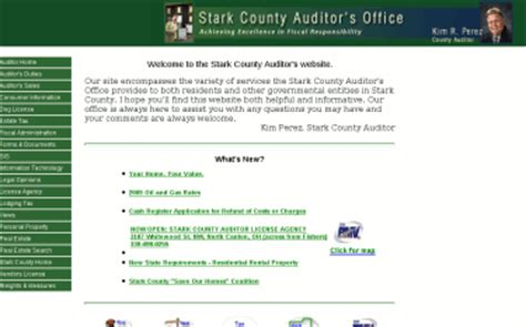 Stark County Property Records Chapter 13