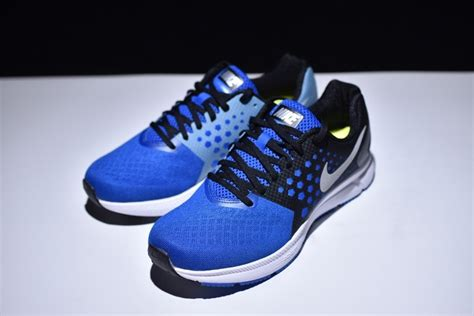 most popular nike running shoes most popular nike air zoom span blue black white 852437