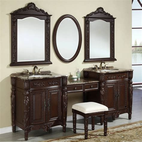 Bathroom Mirror Vanity Cabinet Bathroom Vanity Mirrors Models And Buying Tips Cabinets And Vanities
