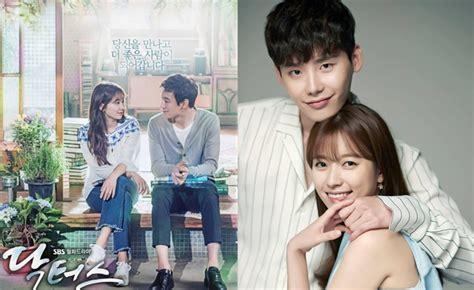 drama romantis korea yang bagus kalahkan doctors w lee jong suk jadi drama paling