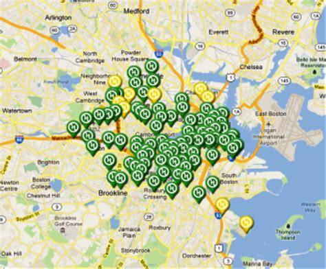 hubway map hubway map map2
