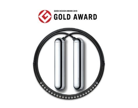 idea design awards 2015 グッドデザイン賞2015金賞を受賞した スマートロープ 日本での発売開始 株式会社美貴本のプレスリリース