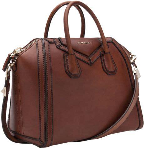 Giv3nchy Antigona 2368 givenchy tote bag in brown lyst