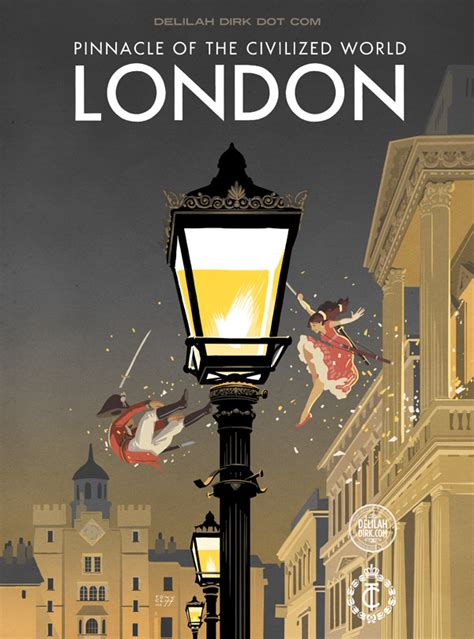 poster design london delilah dirk travel posters by tony cliff cromeyellow com