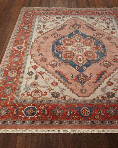 neiman rugs knotted wool rug neiman