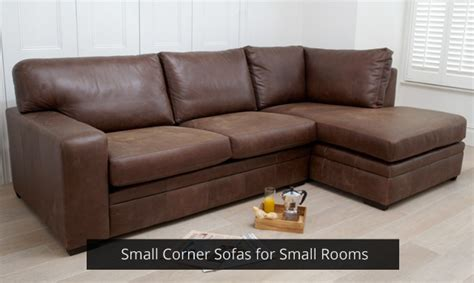 small leather sofas for small rooms small corner sofas for small rooms from darlings of chelsea