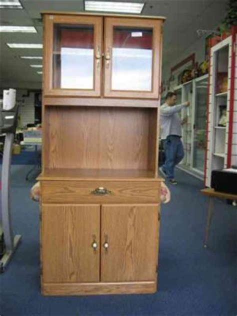 microwave cabinets with hutch wooden microwave cabinet hutch 563763