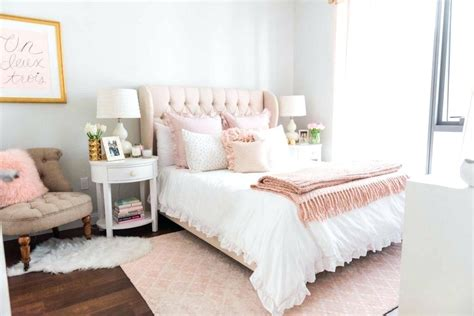 decorations blush gray copper room decor inspiration mauve home grey gold bedroom empiricos club
