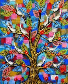 folkart tree summer pictures to pin on pinterest tattooskid