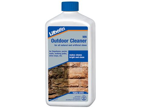 Patio Tile Cleaner by Lithofin Outdoor Cleaner