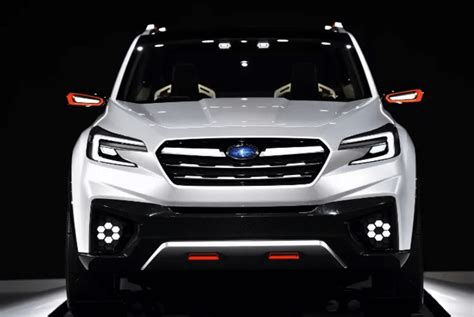 subaru forester redesign rumors  price