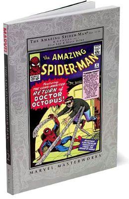 marvel masterworks the amazing spider volume 1 new printing the amazing spider marvel masterworks volume 2 by