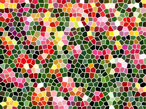 mosaic pattern vector mosaic tiles pattern vector illustration free vector in