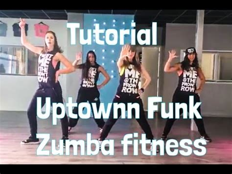 dance tutorial to uptown funk tutorial uptown funk easy fitness dance saskia s