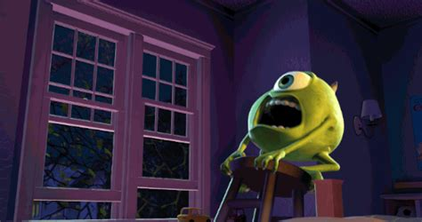 Stand Up Comedy Mic by Monsters Inc Lol Gif By Disney Pixar Find Amp Share On Giphy