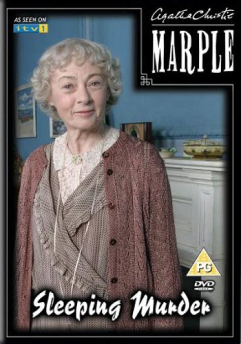 libro sleeping murder miss marple agatha christie marple the sleeping murder dvd zavvi de