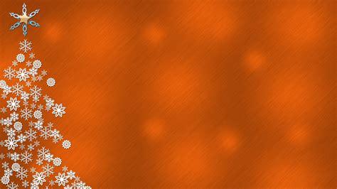 Wallpaper Christmas Orange | christmas tree orange version ps4wallpapers com