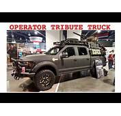 Operator Ford F150 Tribute Truck SEMA Las Vegas  YouTube