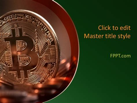 Bitcoin Powerpoint Template Free Bitcoin Powerpoint Template Free Powerpoint Templates