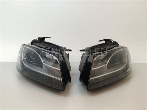 audi headlights in audi a5 s5 rs5 8t 2007 2011 ahl xenon headlights xenonled eu