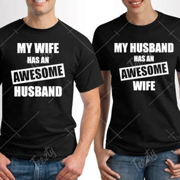 Husband And Matching T Shirts Best Awesome Shirts Products On Wanelo