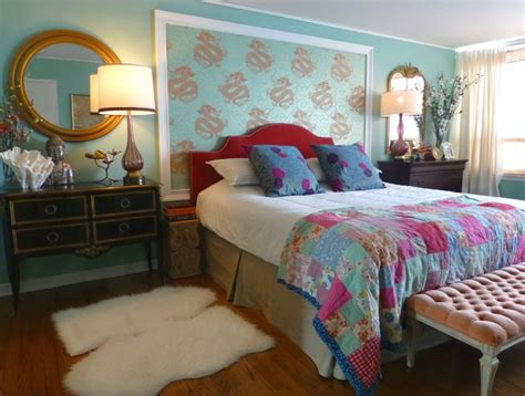 eclectic bedroom ideas eclectic bedroom with vintage touches eclectic bedroom