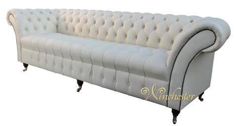 used 4 seater chesterfield sofa chesterfield balmoral 4 seater sofa buttoned seat settee