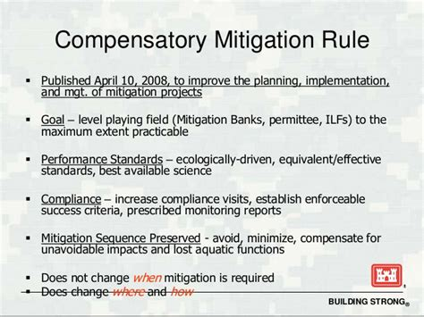 Section 404 Clean Water Act Summary by Section 404 Clean Water Act Overview Riparian Workshop