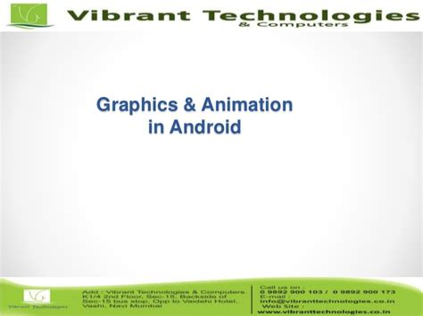 Android Canvas Animation by Android Graphics Animation In Android