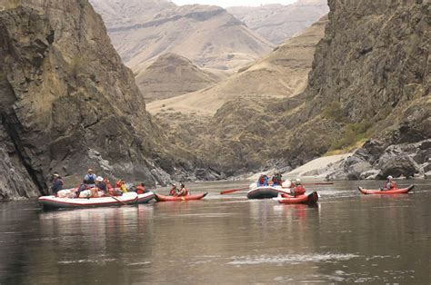 the lower river lower salmon river rafting trips in idaho