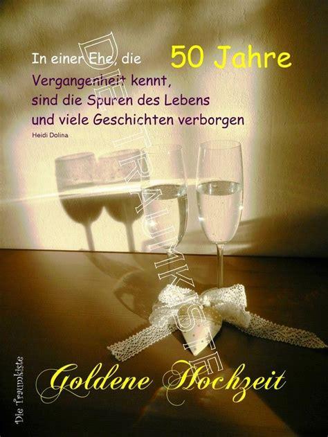 Goldene Hochzeit Karte by Goldene Hochzeit Karte Quot Gl 228 Ser Gold Quot Td0056 Goldene