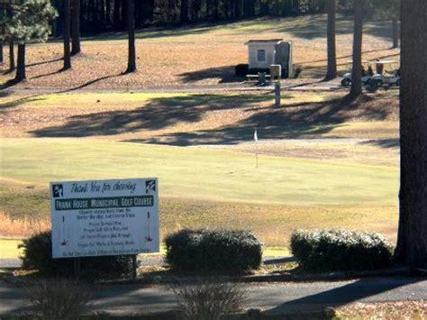 Frank House Municipal Golf Course In Bessemer Alabama Golfcourseranking Com