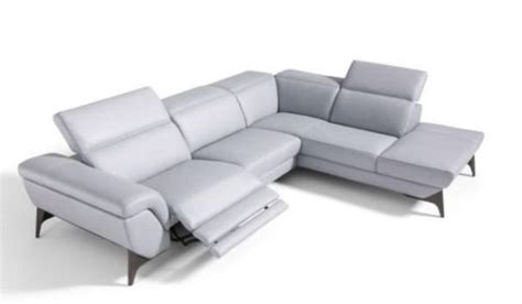 Curved Sectional Sofa With Recliner For Forever Classy Sectional Sofa Ls