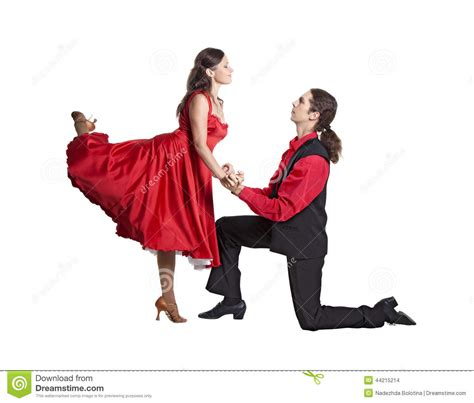 couple swing dancing couple dancing swing stock photo image 44215214