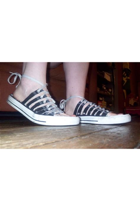 diy converse shoes converse shoes quot diy converse all gladiators quot by
