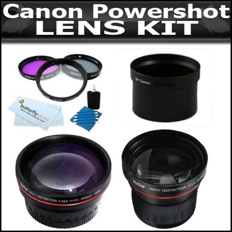Adapter Canon Prosumer G10g11g12 review lenses product lens kit for the canon powershot g12 g11 g10 digital includes 3