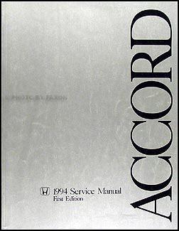 best car repair manuals 1994 honda accord auto manual 1994 honda accord repair shop manual original
