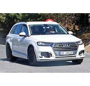 Its A Q8 Mate First Spy Shots Of Audis New Luxury SUV