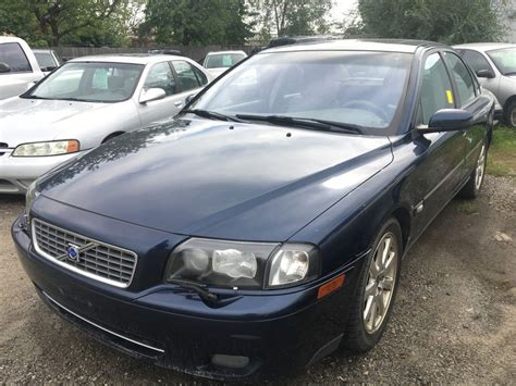 2004 volvo s80 2 5t awd transmission service required