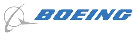 logo transparent boeing logo png transparent pngpix