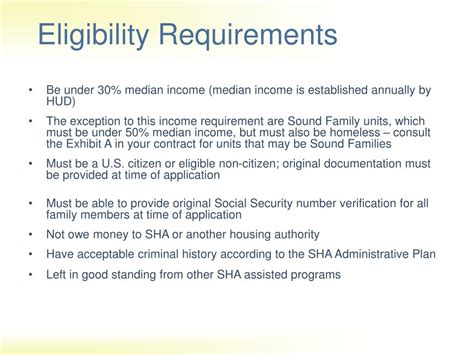 section 8 program requirements section 8 eligibility requirements 28 images section 8