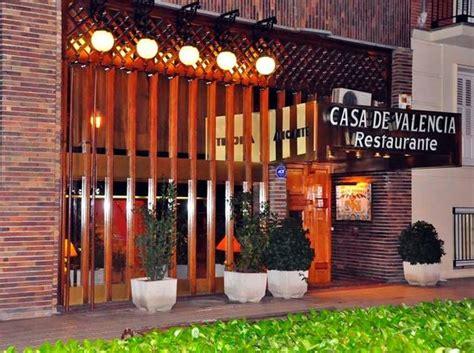 casa en valencia restaurante casa de valencia madrid restaurante
