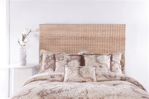 Woven Headboards by Panama Collections Woven Headboards Palmetto Home
