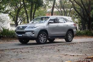 2016 Toyota Fortuner 2016 Toyota Fortuner 2 4v 4x2 At Car Reviews