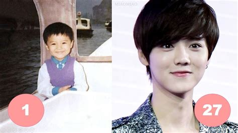 Film Terbaru Luhan Ex Exo | luhan ex exo childhood from 1 to 27 years old youtube