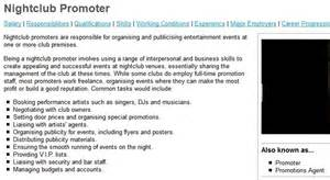 club promoter contract template club promoter contract template publishing contract